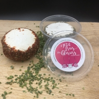 Herbal fresh cheese